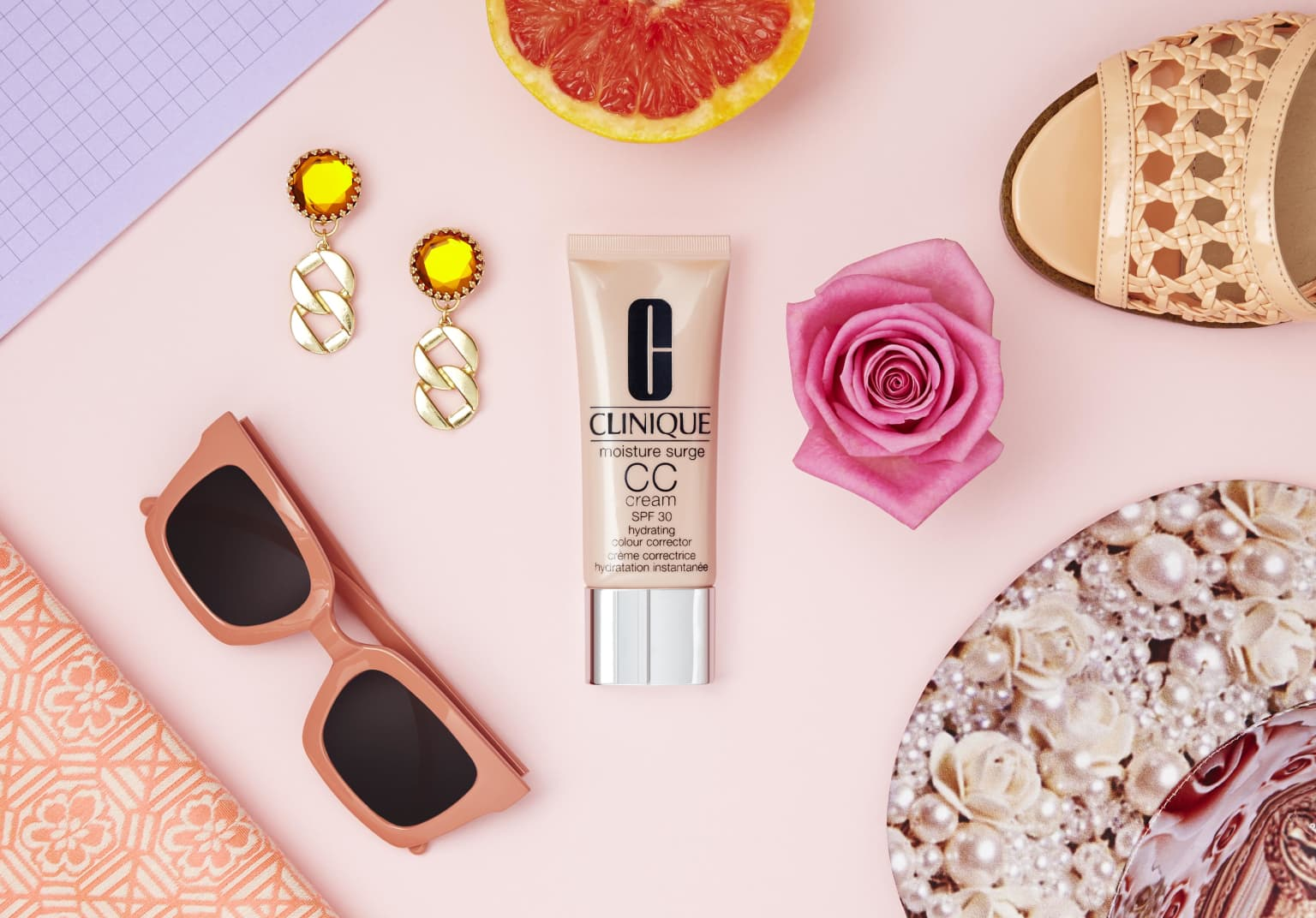 Glow on with Clinique