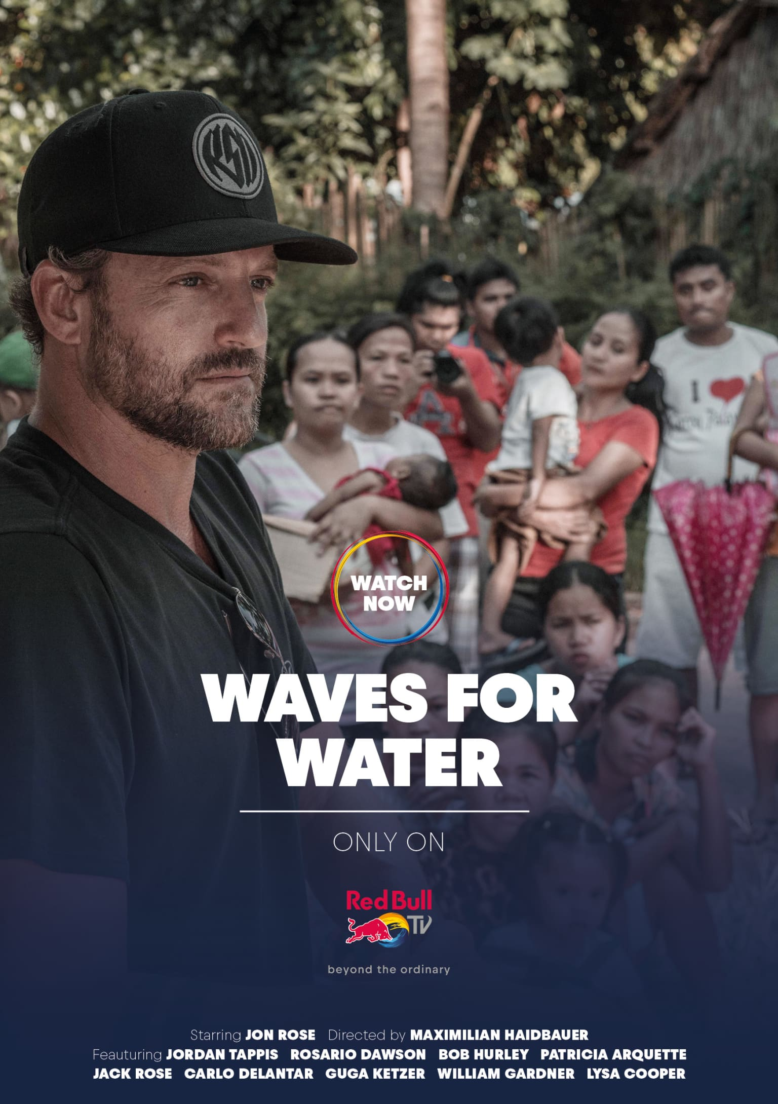 Waves For Water - Feature Documentary