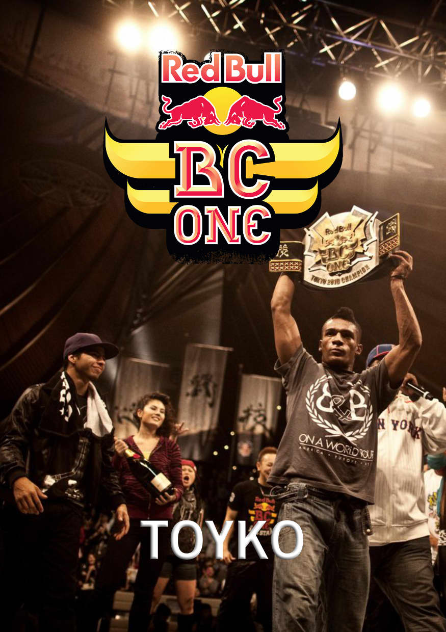 Red Bull Bc One World Finals: Tokyo
