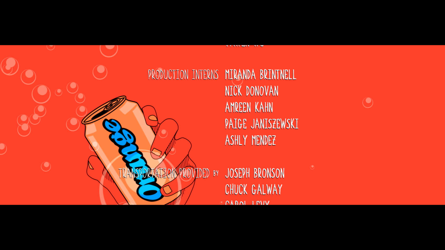 """""""CRYSTAL"""" end credits animation and illustration"""