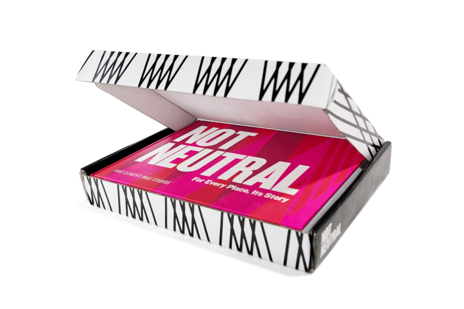 notNeutral: For Every Place its Story