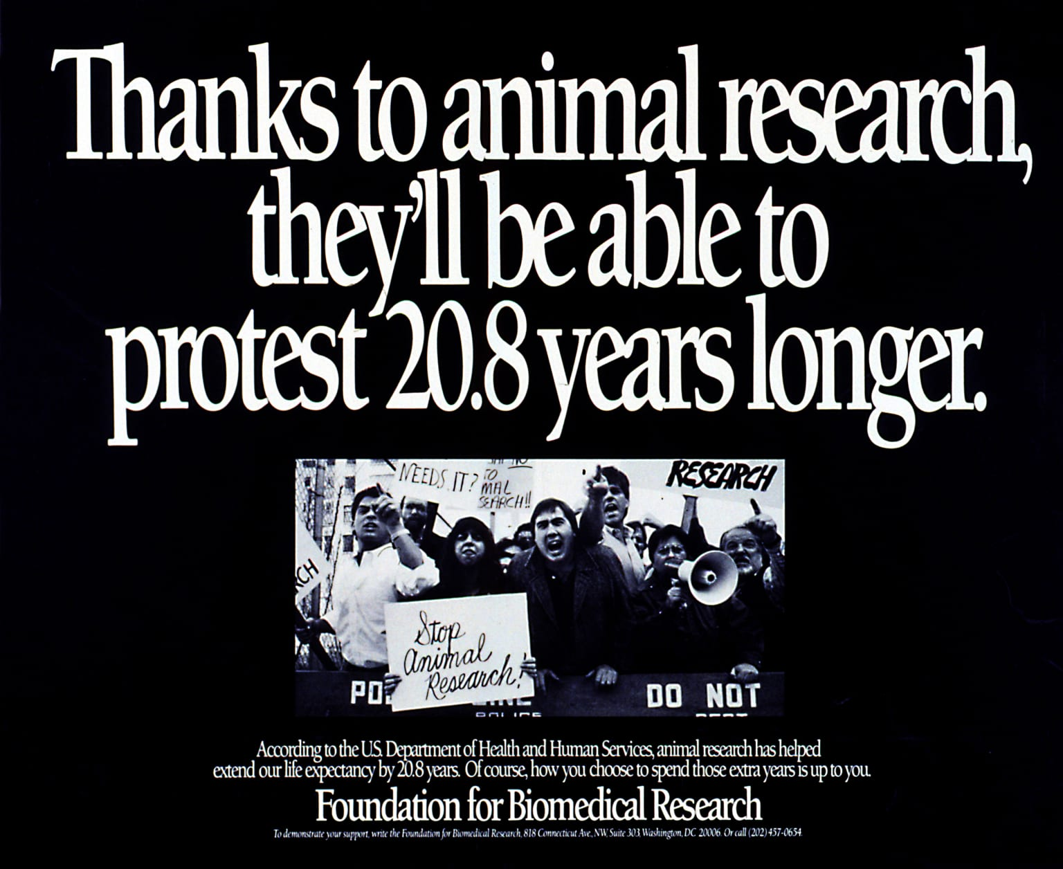 The Other Side of Animal Research