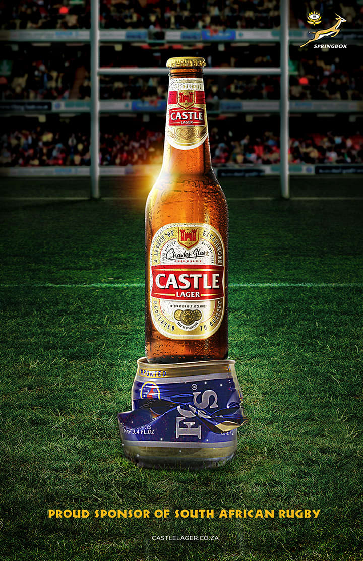 Castle Lager, South Africa
