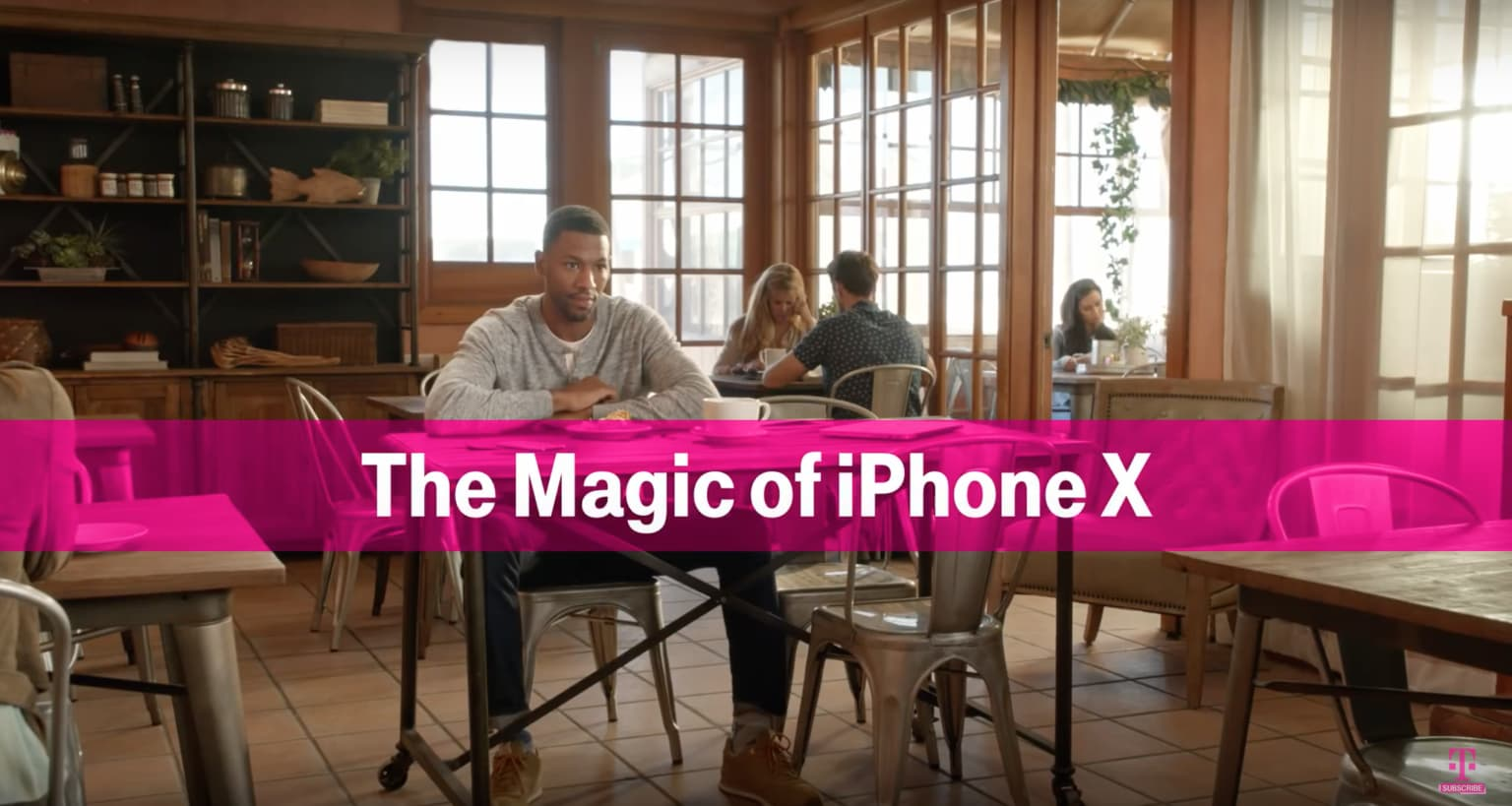 T-Mobile | iPhone X Is Here
