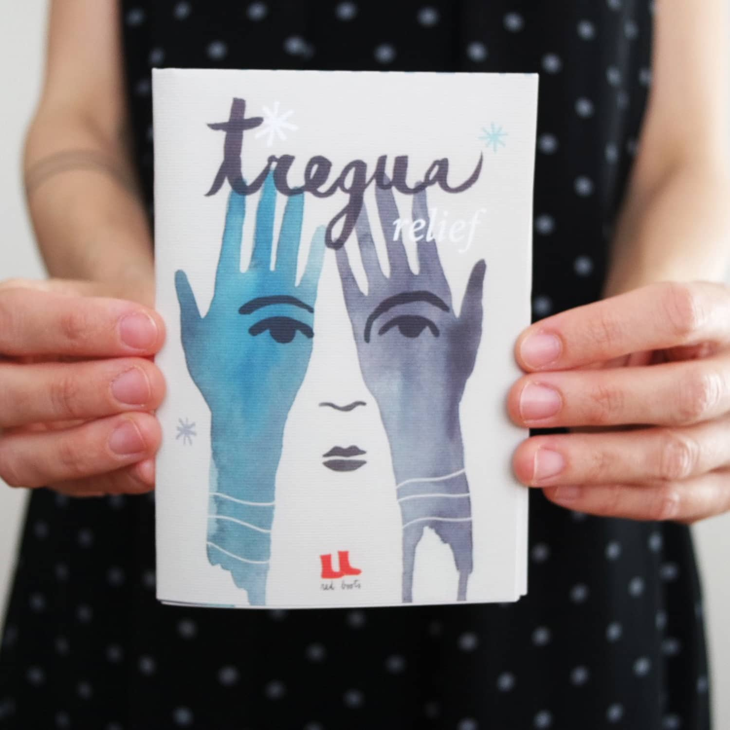 tregua // relief | a self-published zine and poster