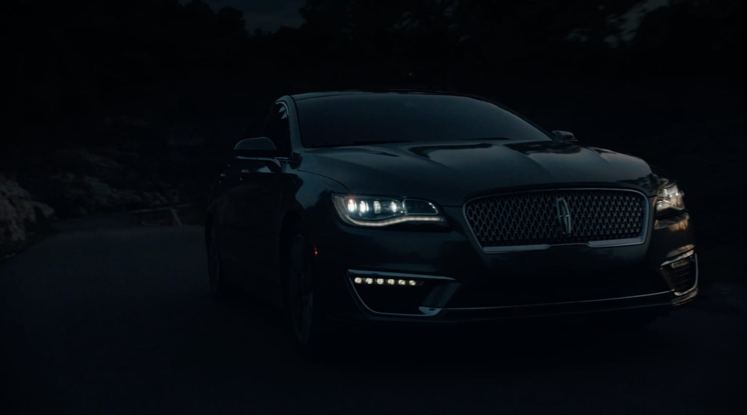 Lincoln MKZ - Choose Your Exhilaration
