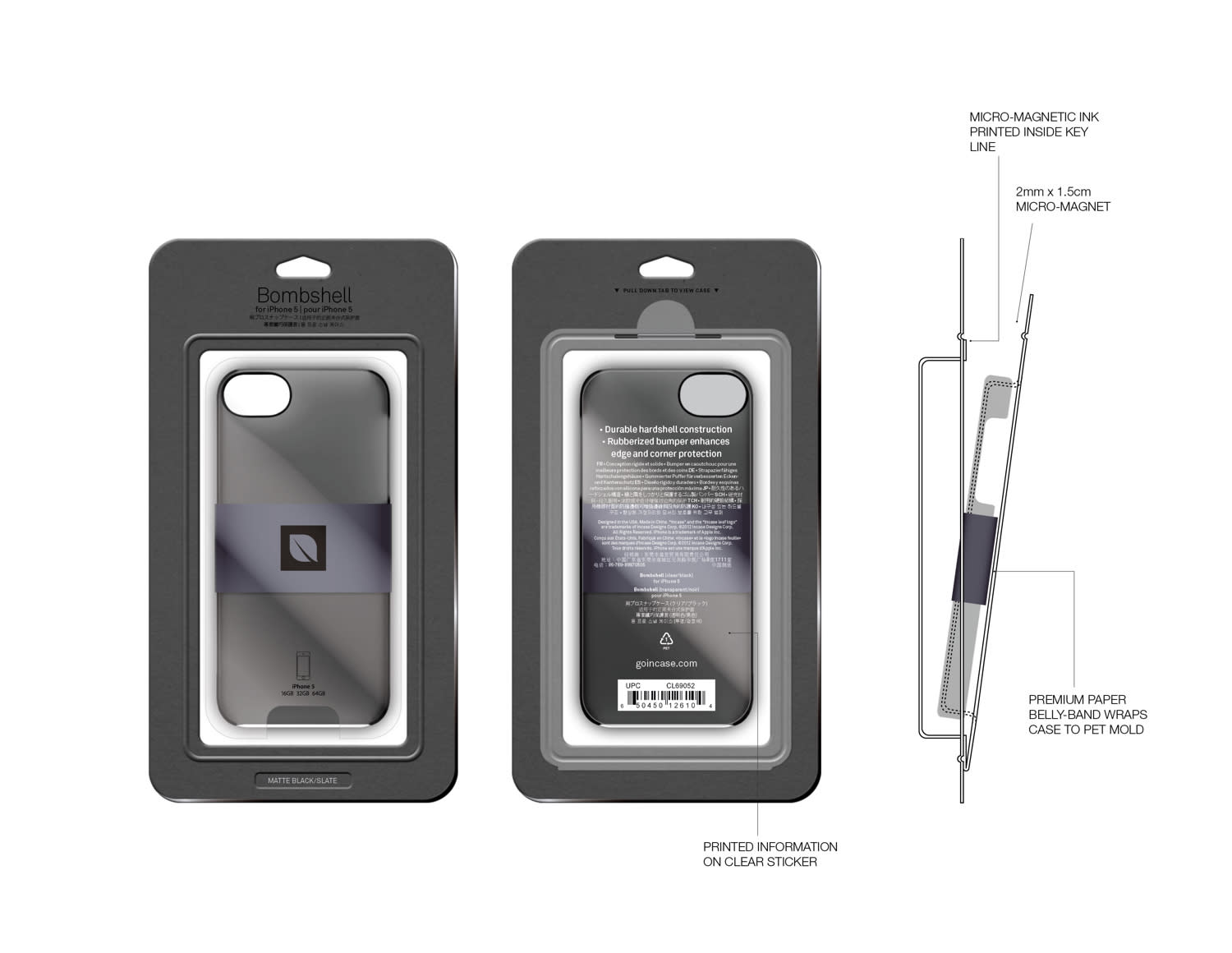 Incase Packaging - Apple Exclusive Products