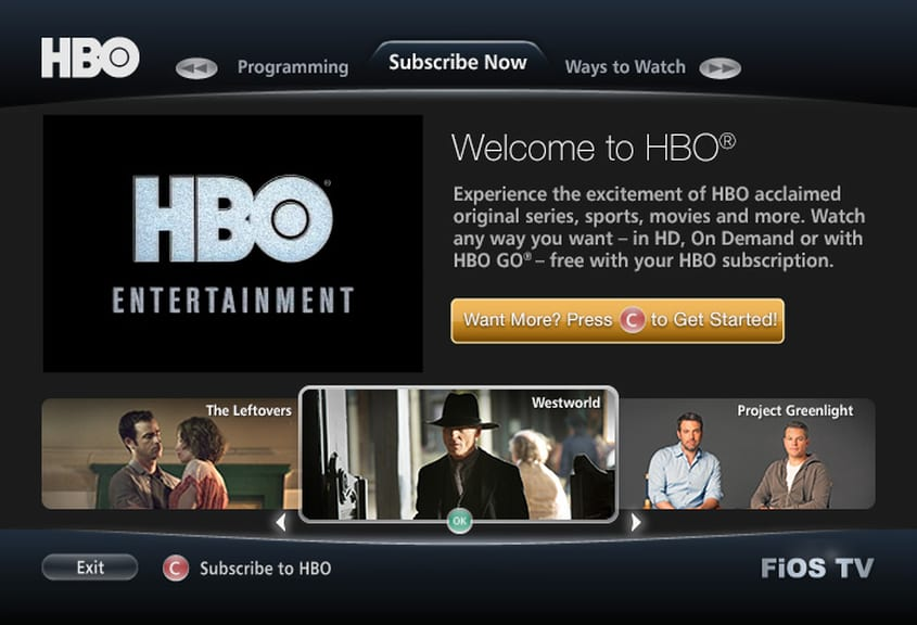 HBO Interactive