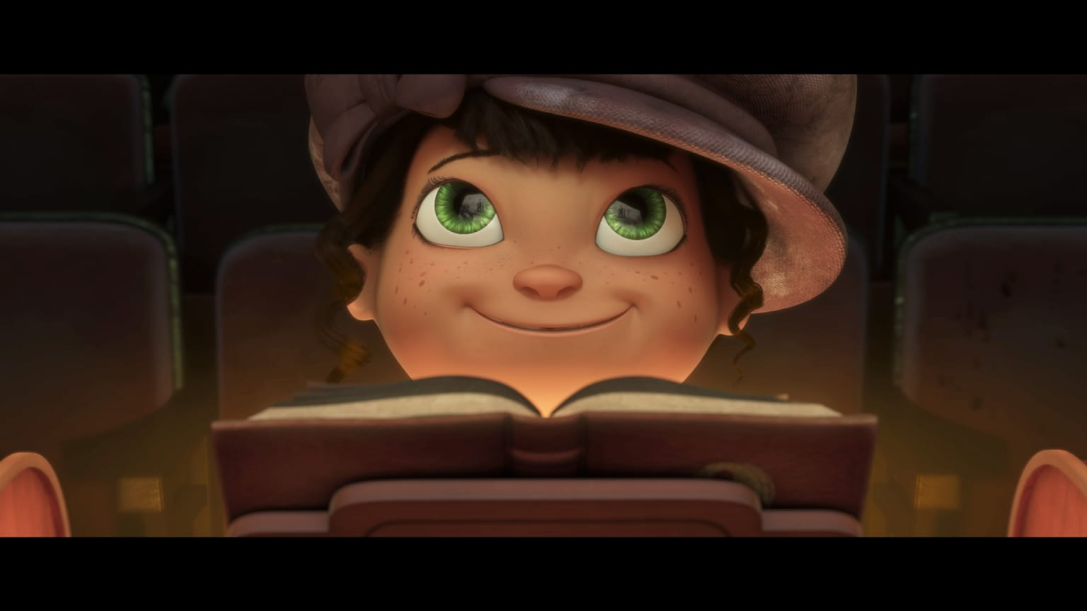 """Dolby """"Silent"""" Animated Short"""