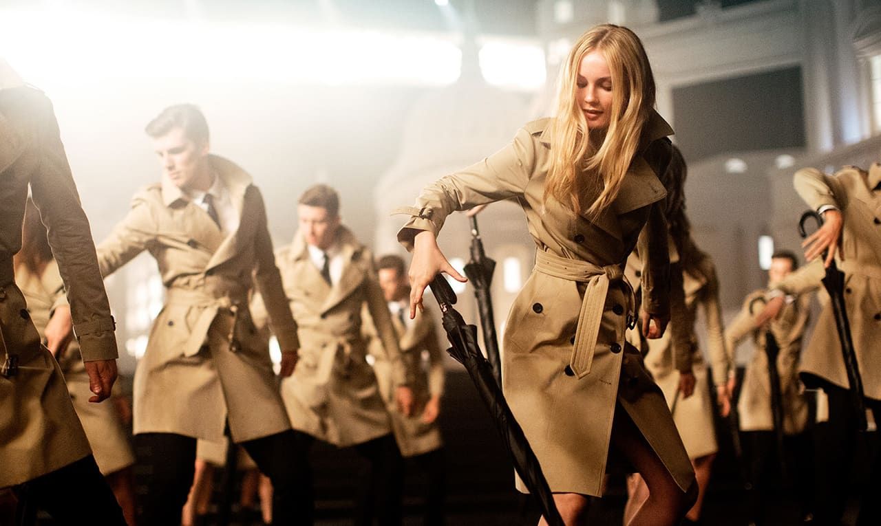 Burberry | From London With Love DOOH