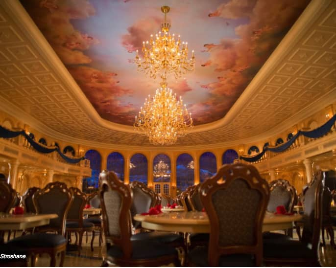 A Guide to Dining Like a King or Princess