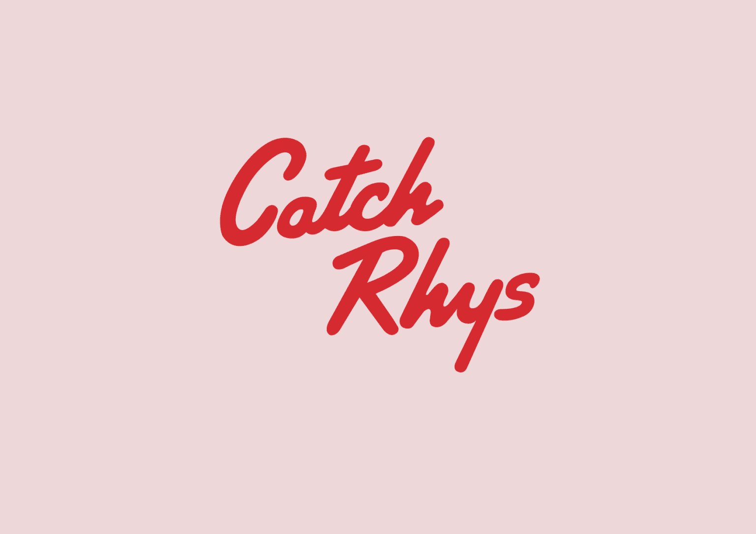 Catch Rhys Jewellery Identity