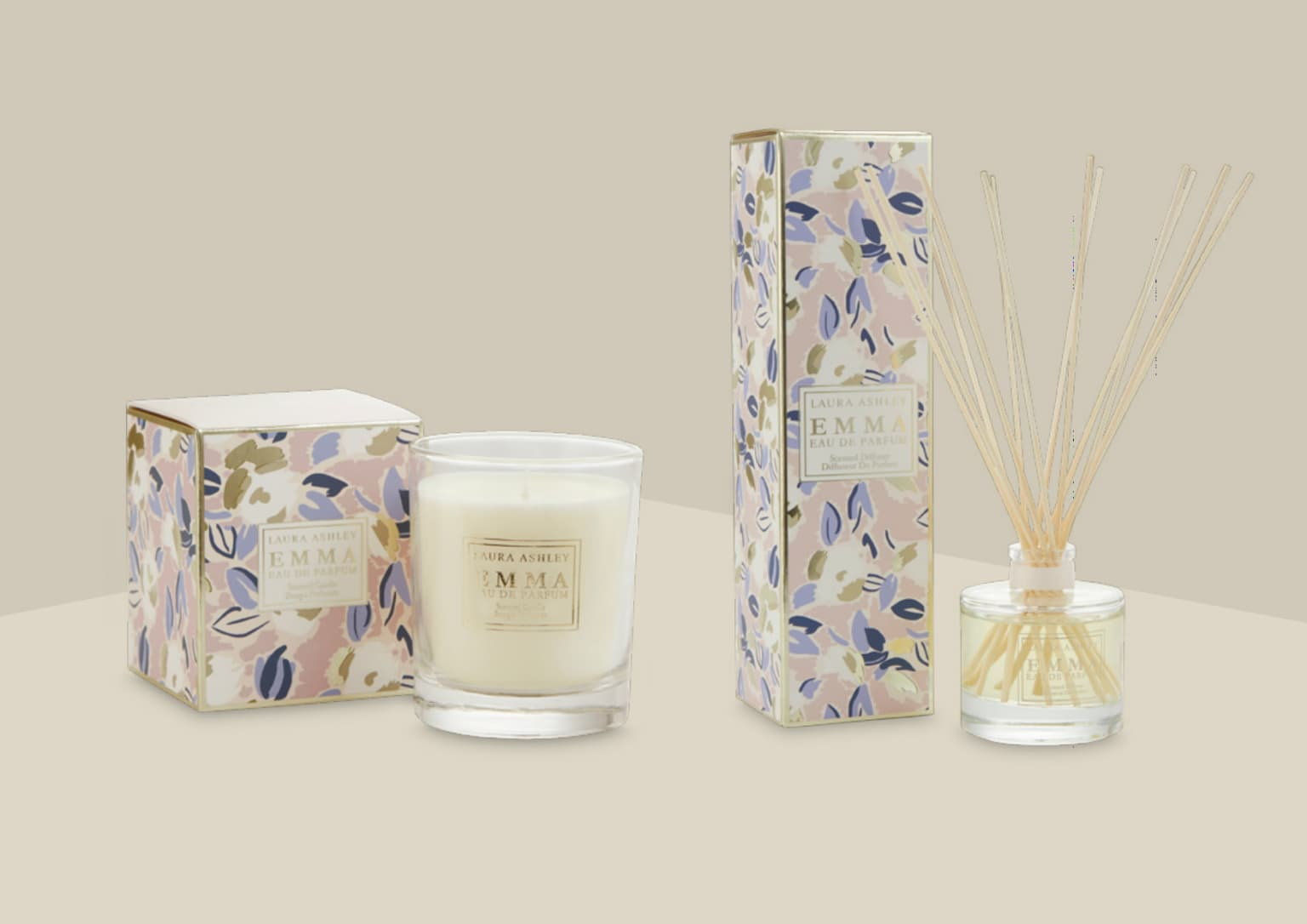 Laura Ashley Packaging