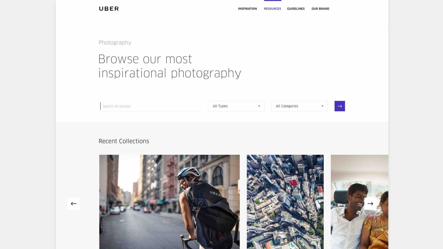 UBER: Digital Asset Manager