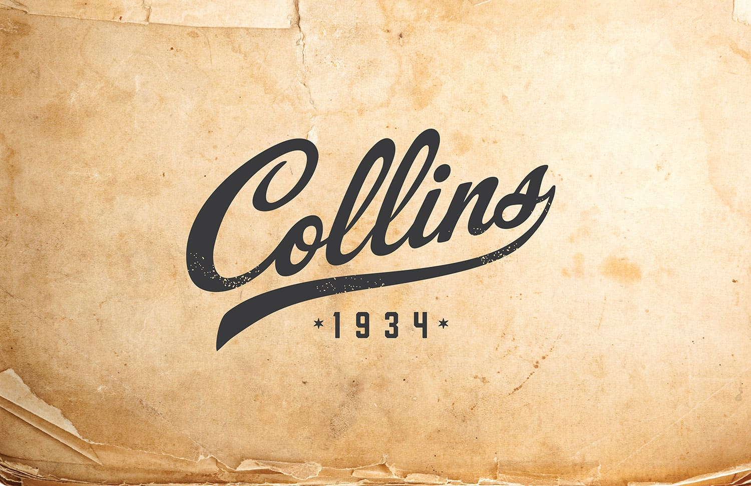 Collins / Brand ID & Packaging System Development