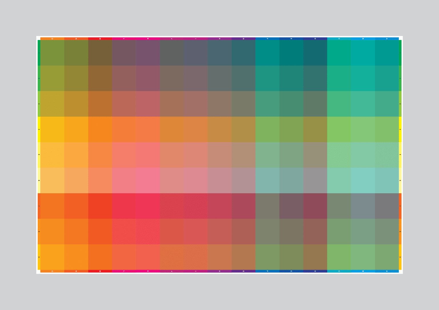 Color Map