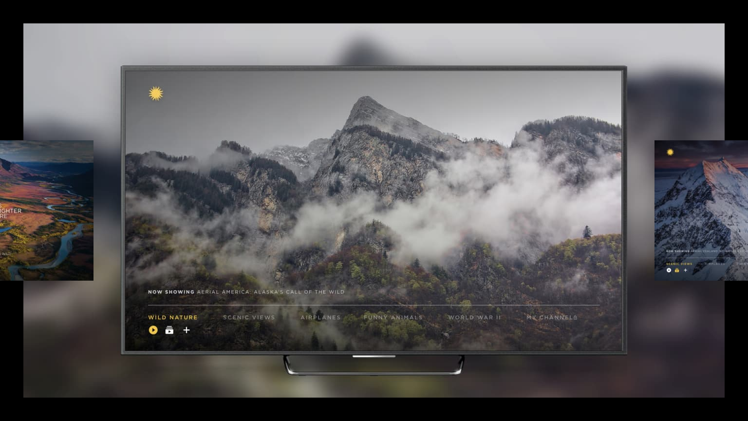 Smithsonian Channel tvOS App
