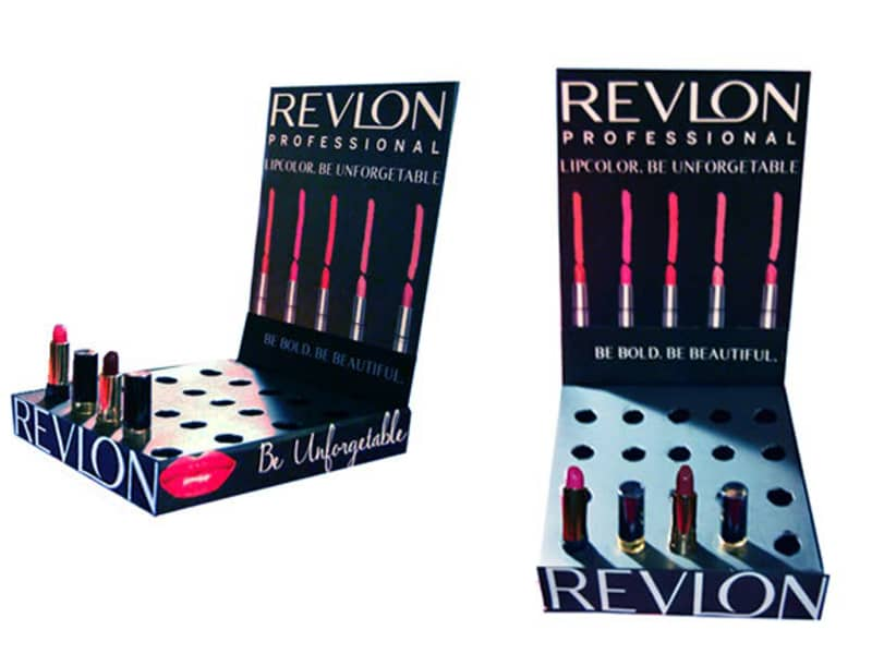 Revlon Point of Purchase Display