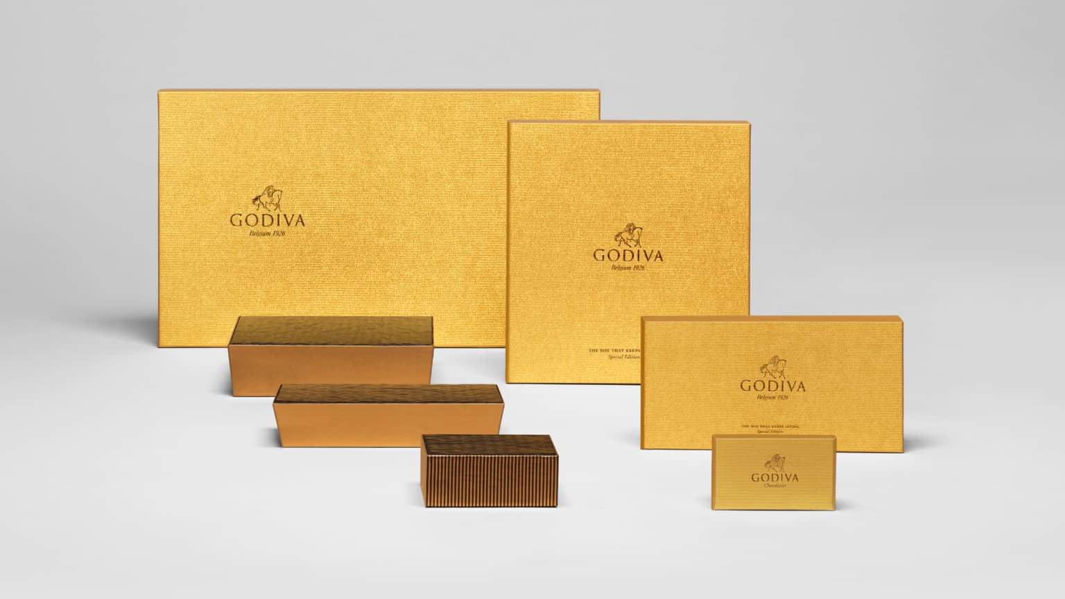 """Godiva """"The Box that Keeps Giving"""""""