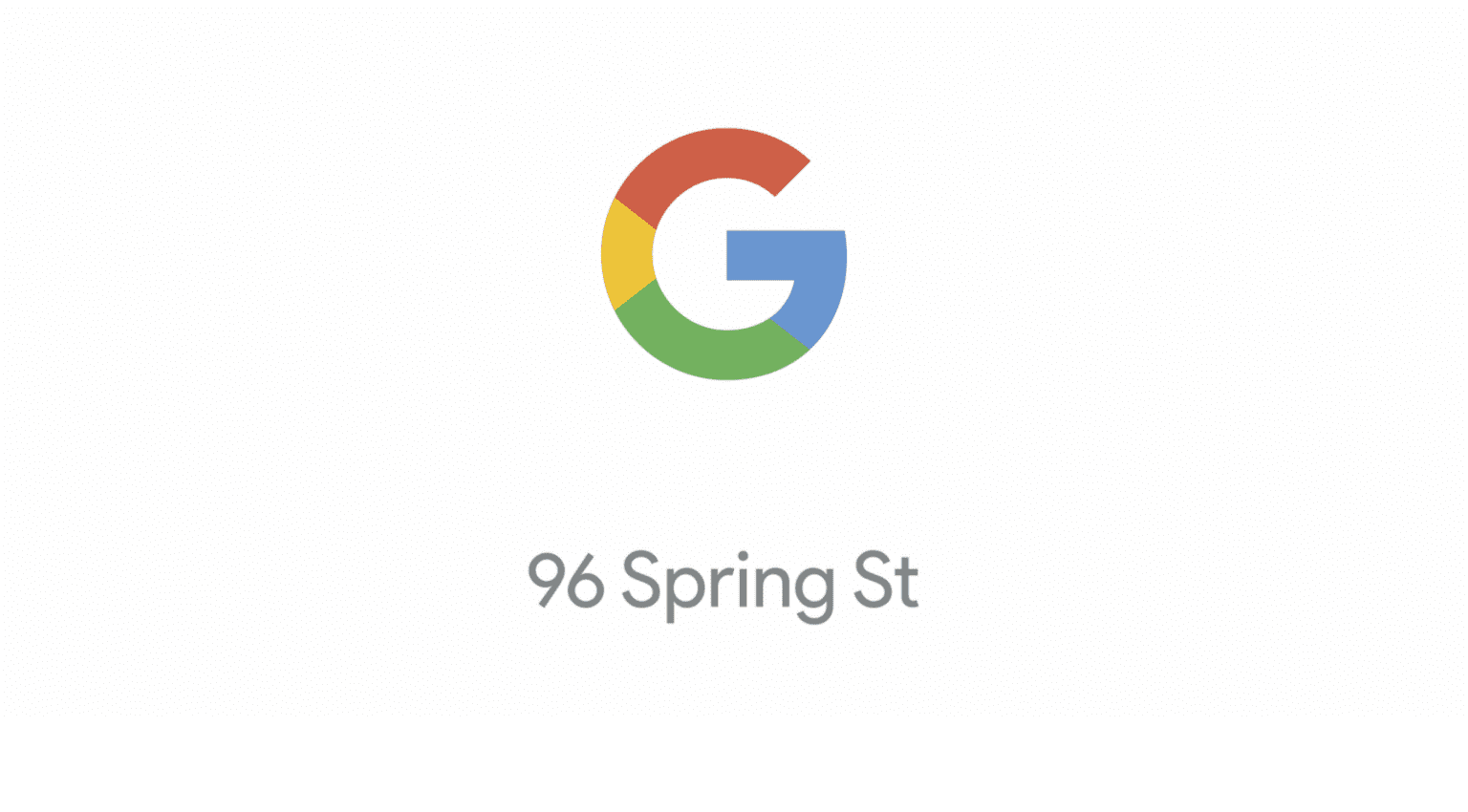 Made by Google - 96 Spring