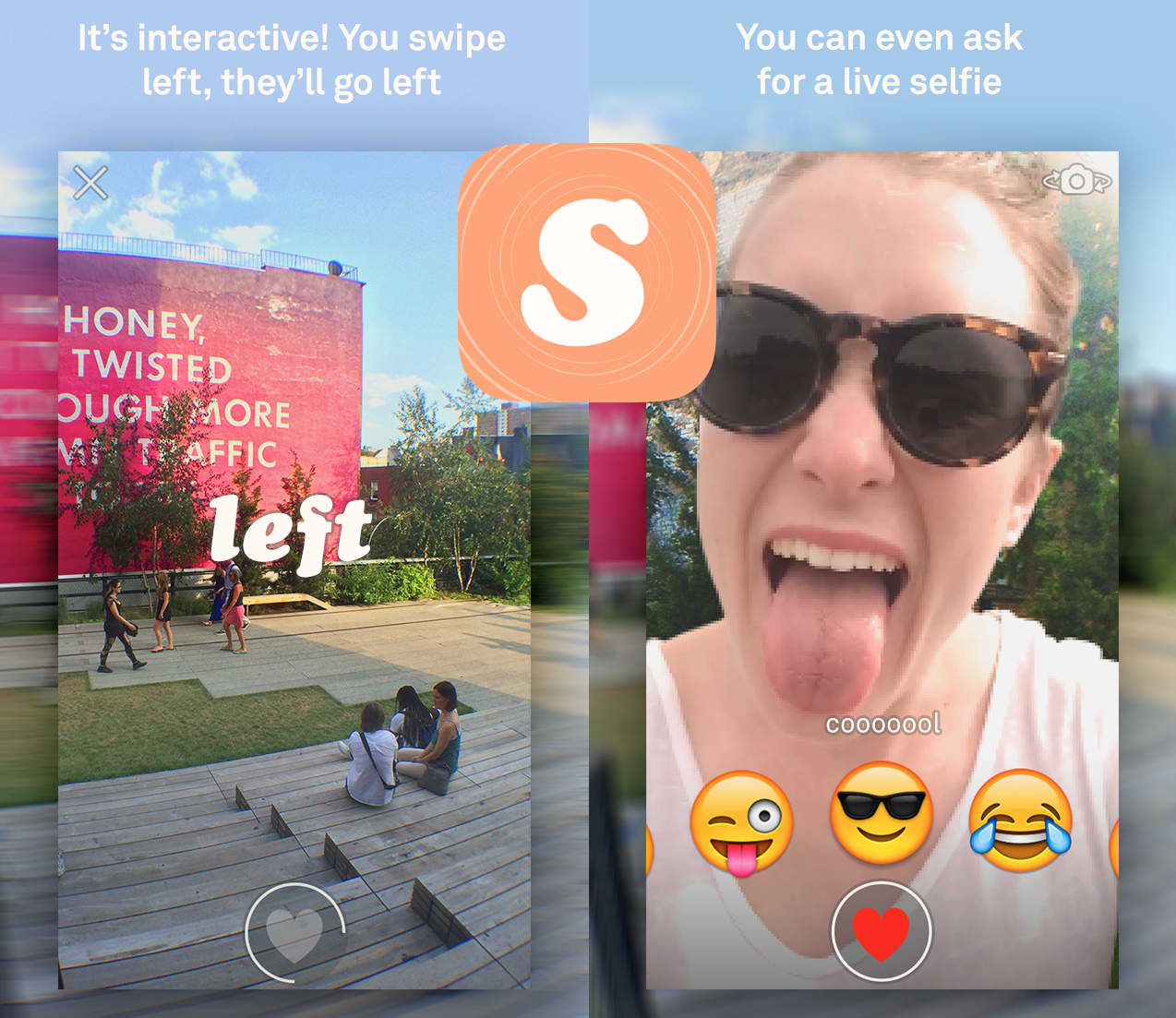 Sup – Remote Control Your Friends With Video