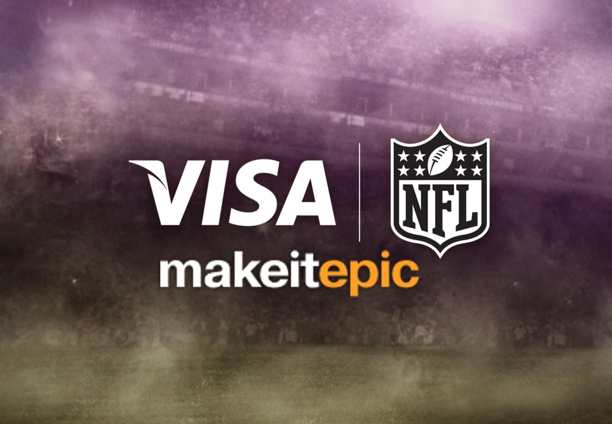 Visa NFL | Make It Epic