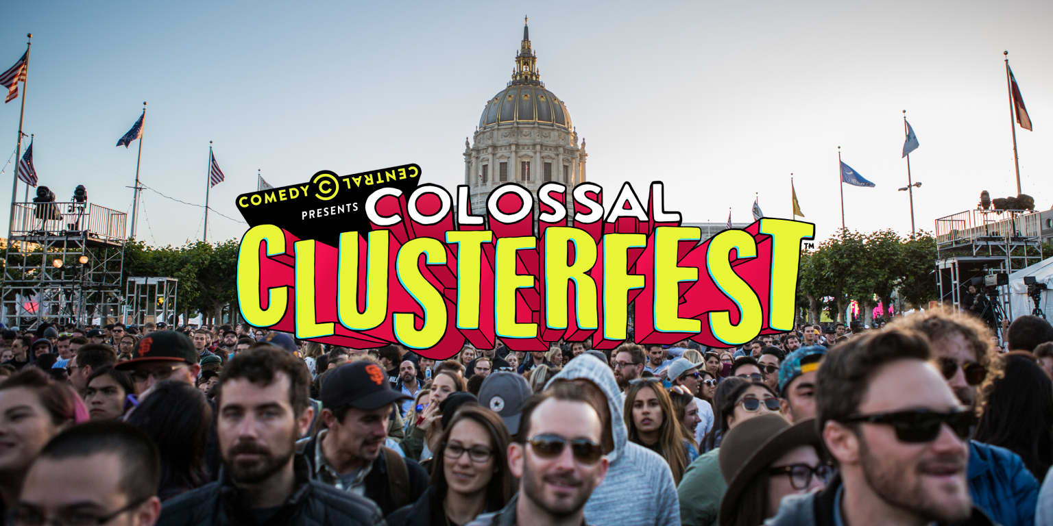 Colossal Clusterfest