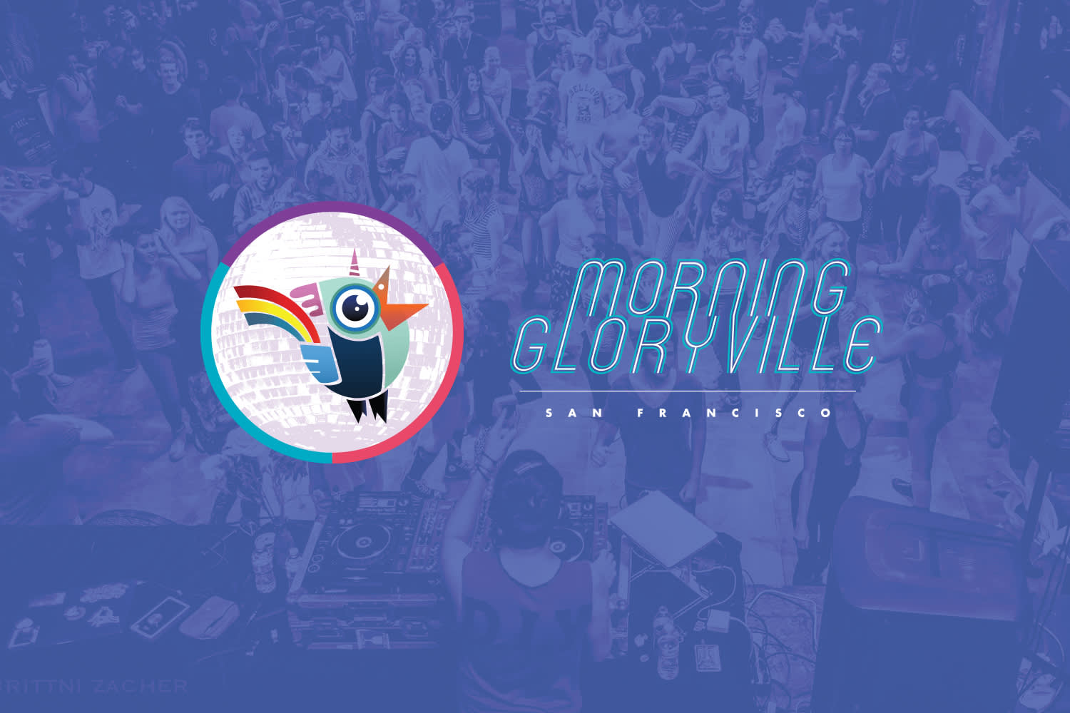 Morning Gloryville SF: Branding & Marketing Design
