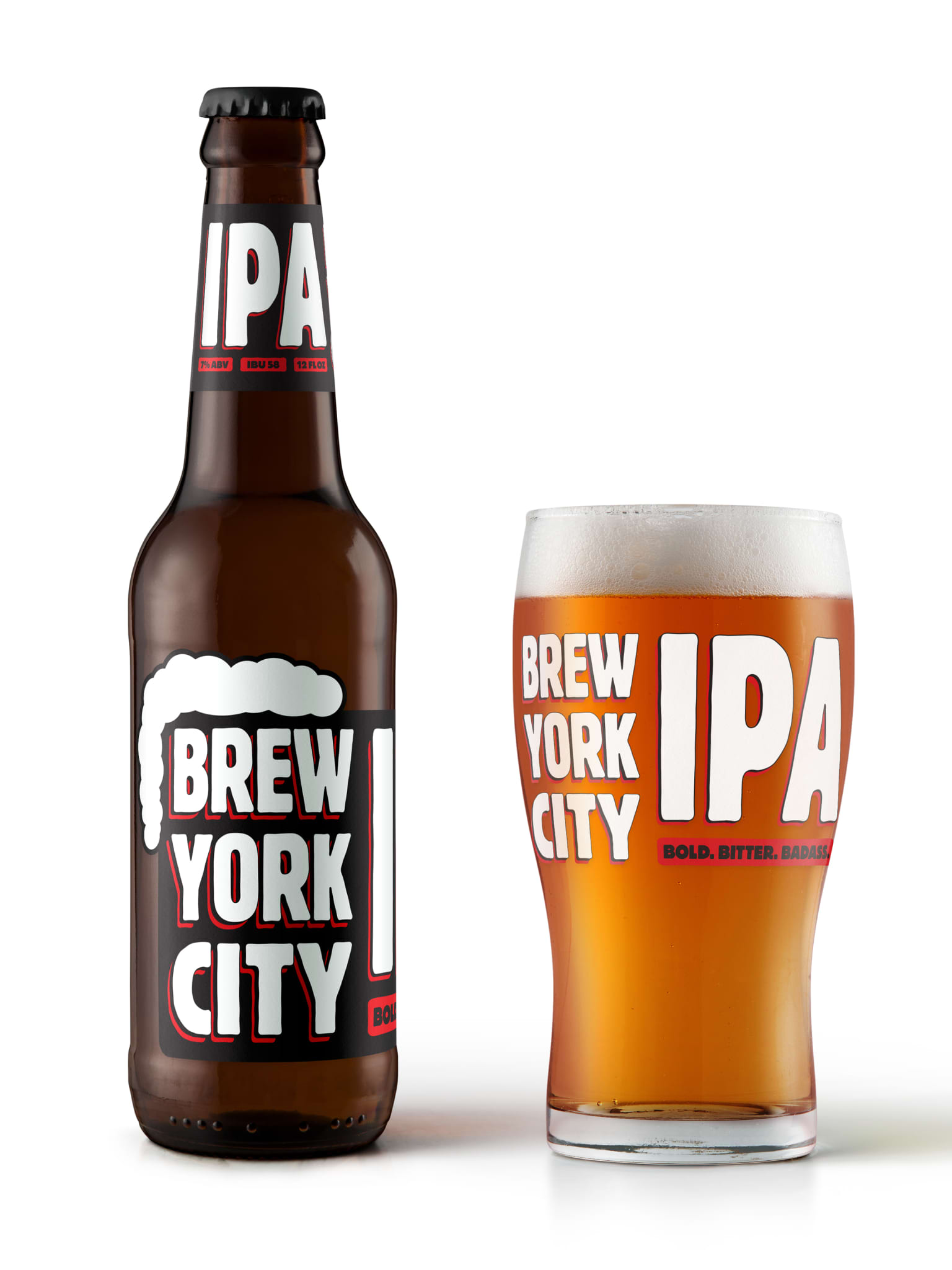 Brew York City beer: Identity | Branding | Packaging
