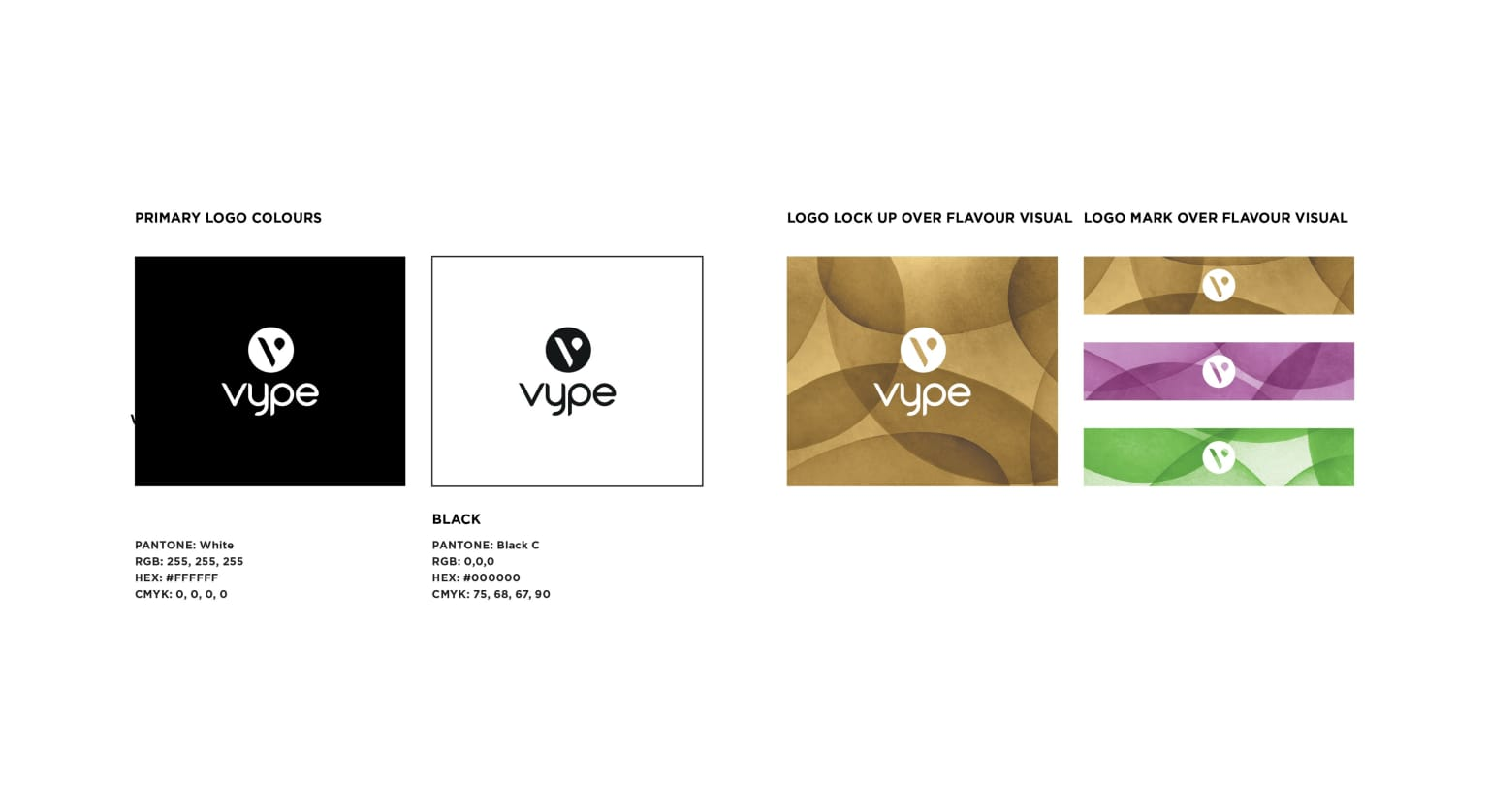 Vype Identity & Packaging
