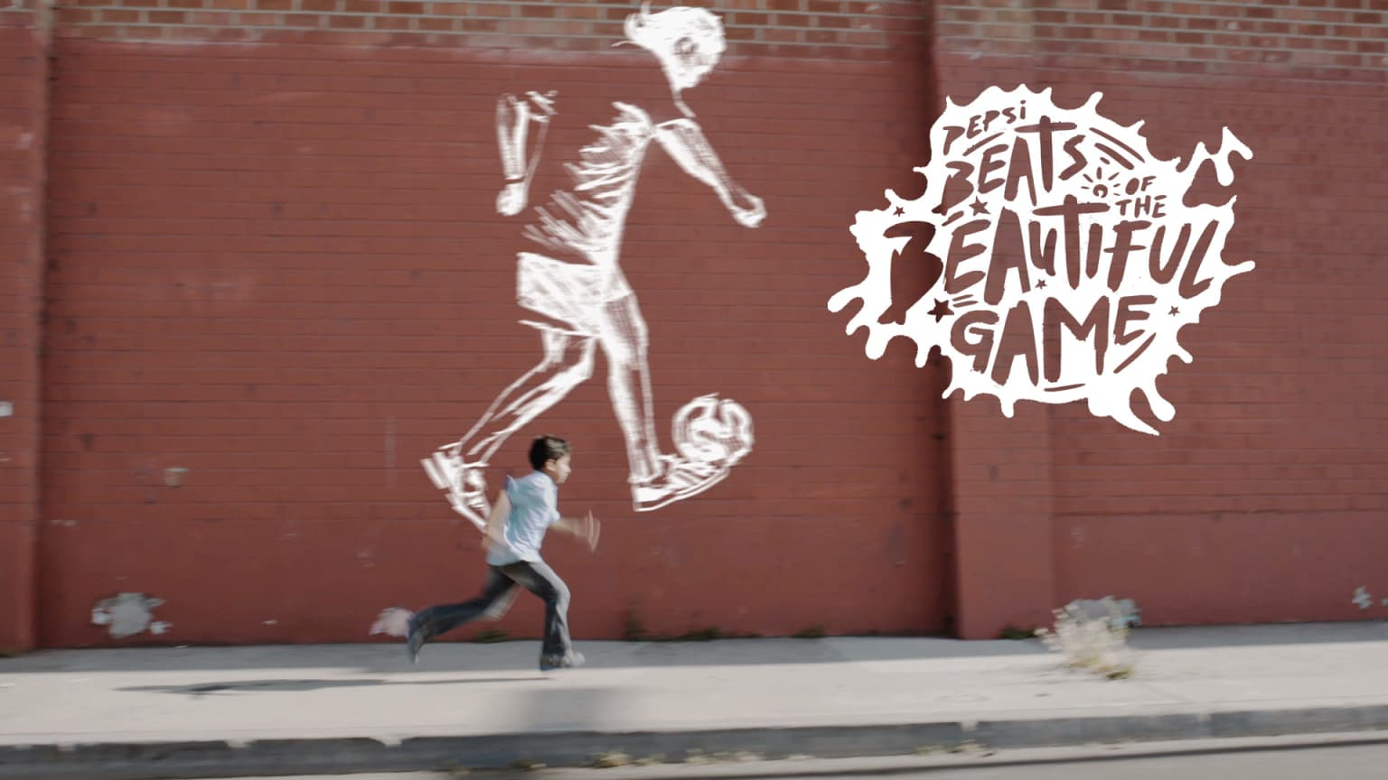 """PEPSI: Beats of the Beautiful Game, """"Whoever We Are"""""""