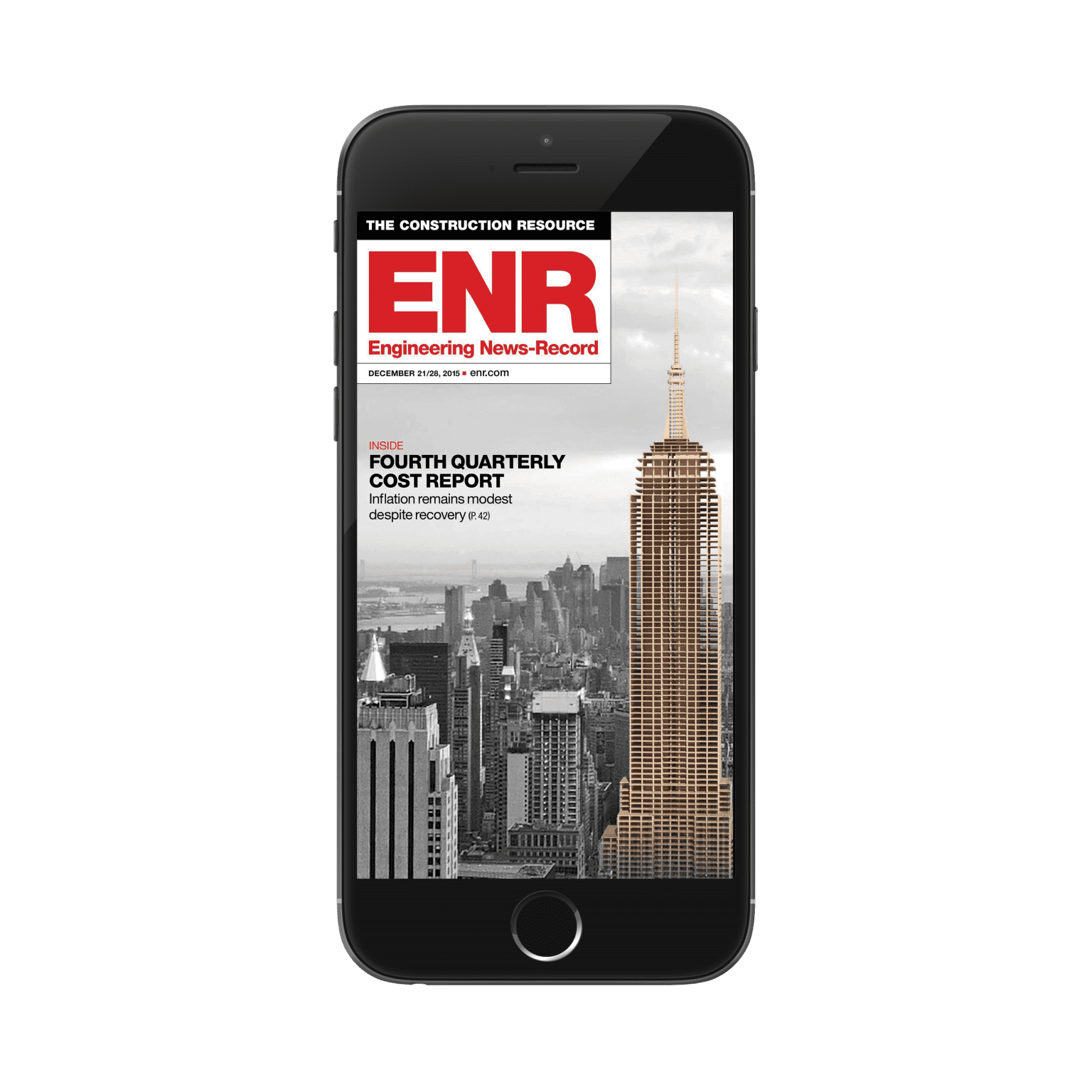 Engineering News-Record Mobile Edition