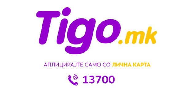 """Tigo.mk"" - Explanatory Motion Graphics"