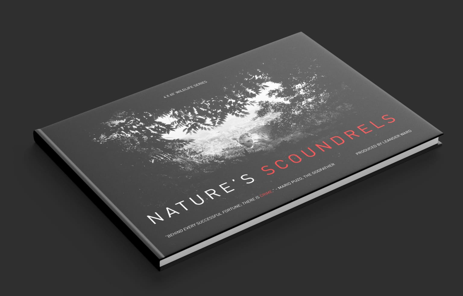 Pitch Document - Nature's Scoundrels