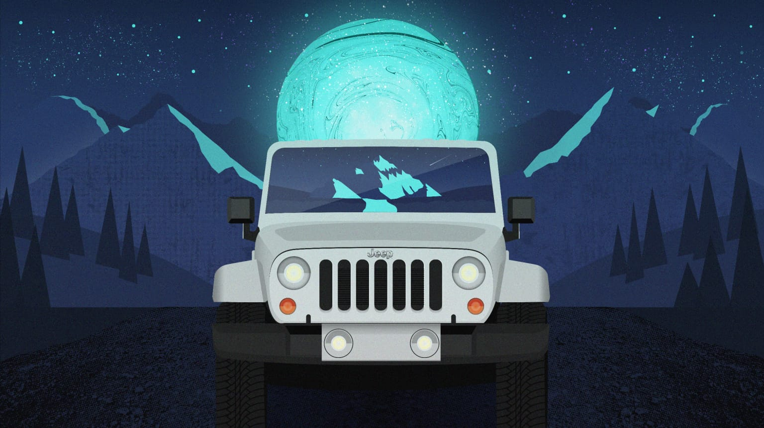 Camp Jeep Movie Posters