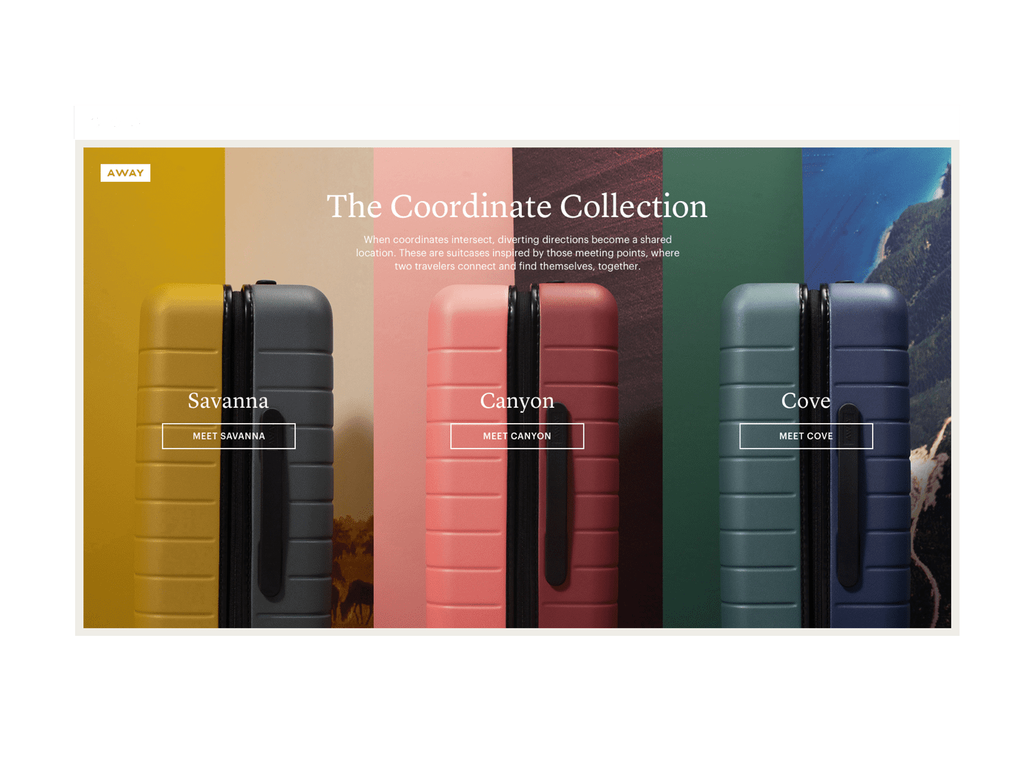 The Coordinate Collection