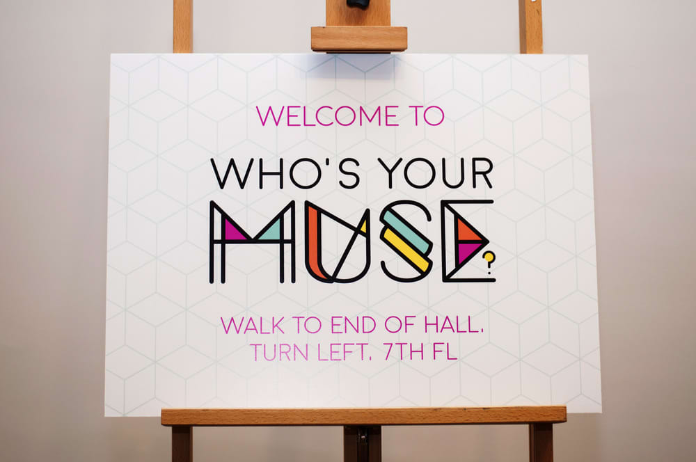Who's Your Muse Event at The Factory LIC