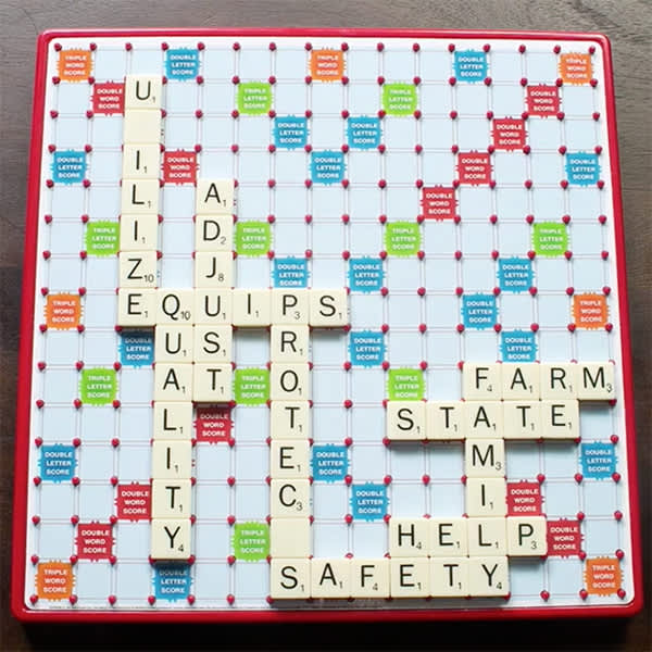 State Farm: National Scrabble Day