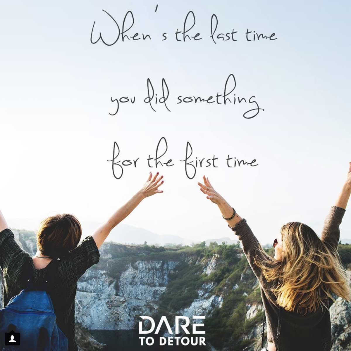 Dare to Detour - A Transformative Retreat for Women