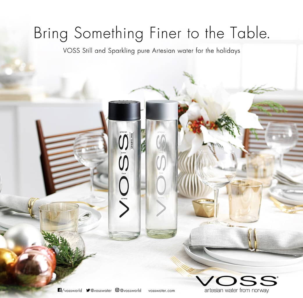 VOSS store display