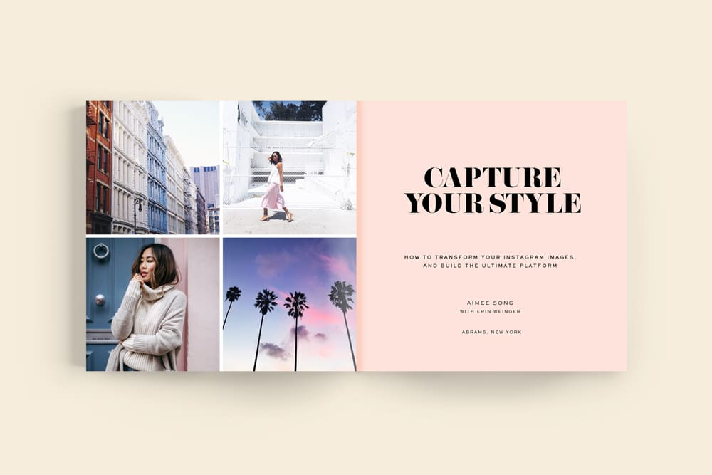 Aimee Song - Capture Your Style