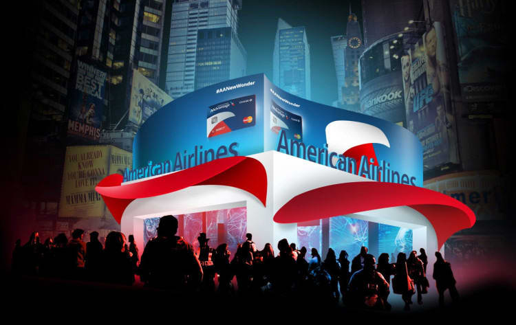 Chase & American Airlines 'Experience the New World of Travel'