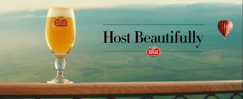 Stella Artois A-Z Guide to Host Beautifully