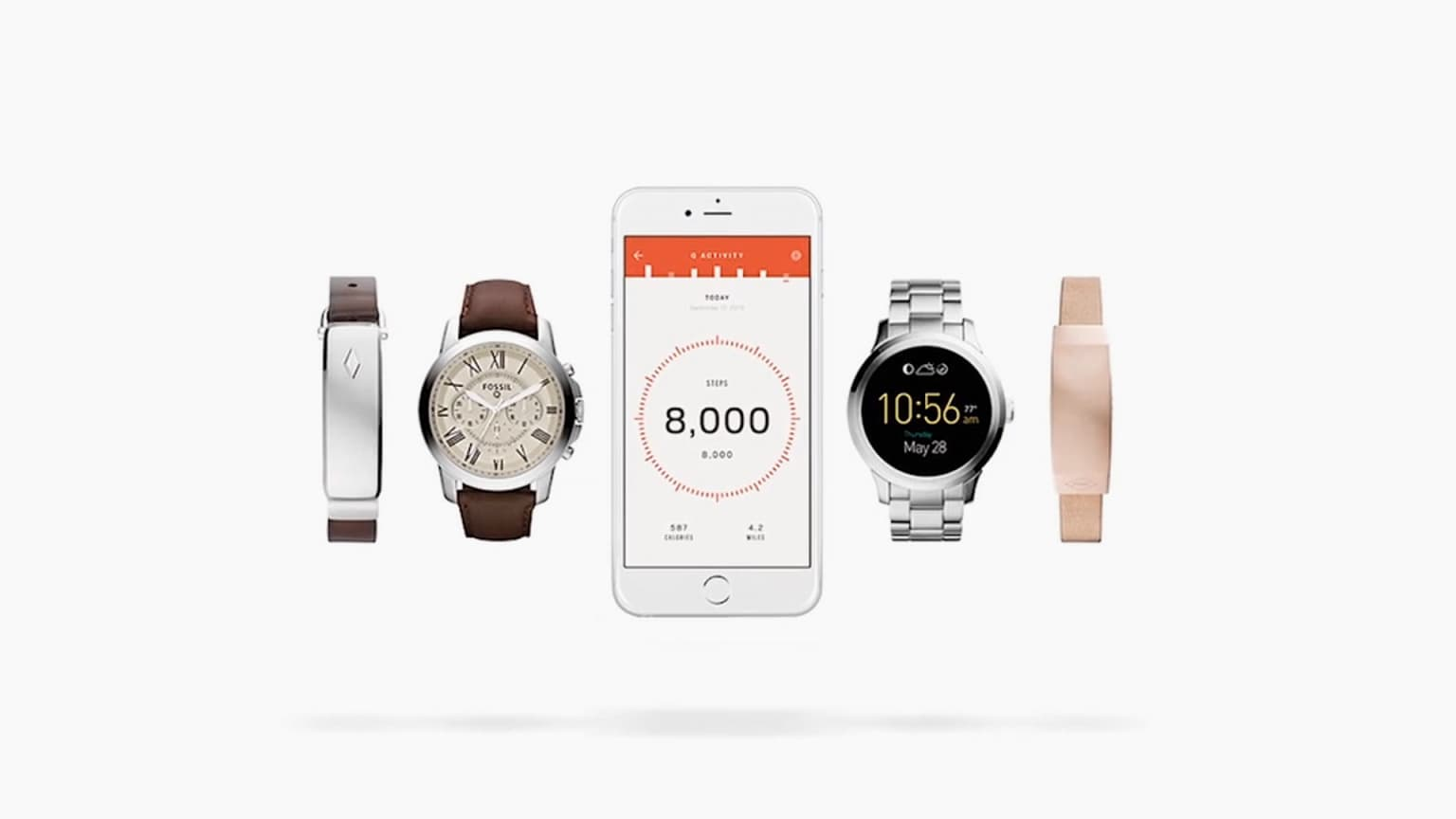 Fossil Q | Wearables