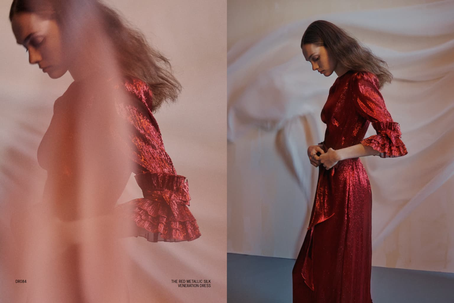 The Vampire's Wife look book and press