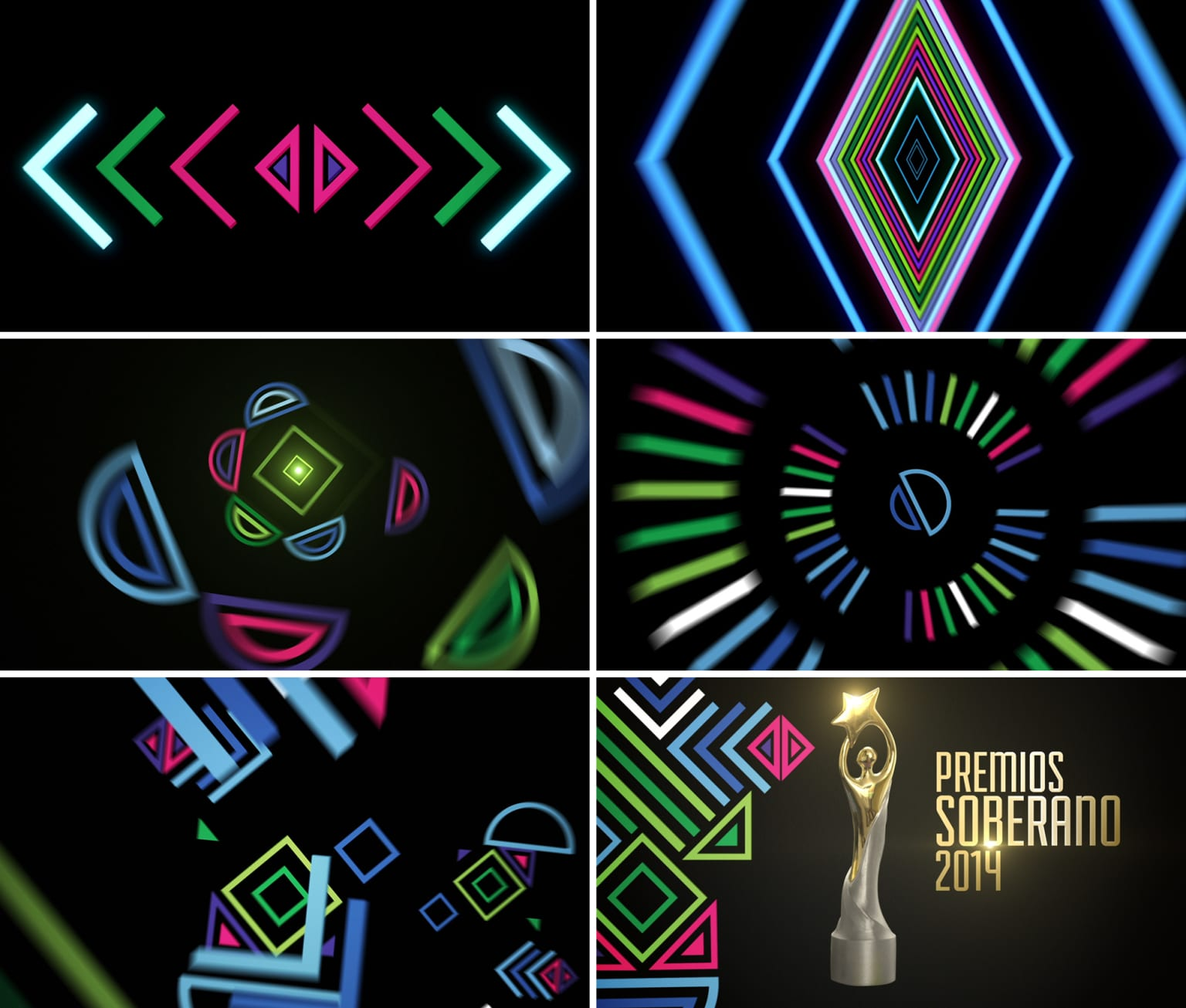 Soberano Awards Opening
