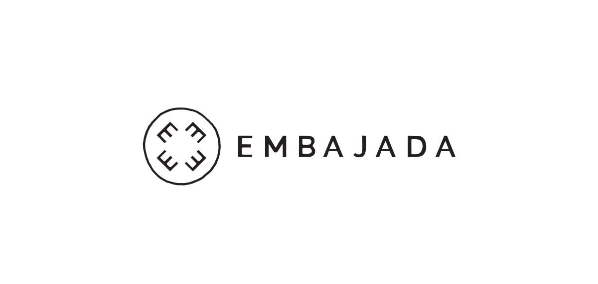 Embajada Visual Identity and Web Design