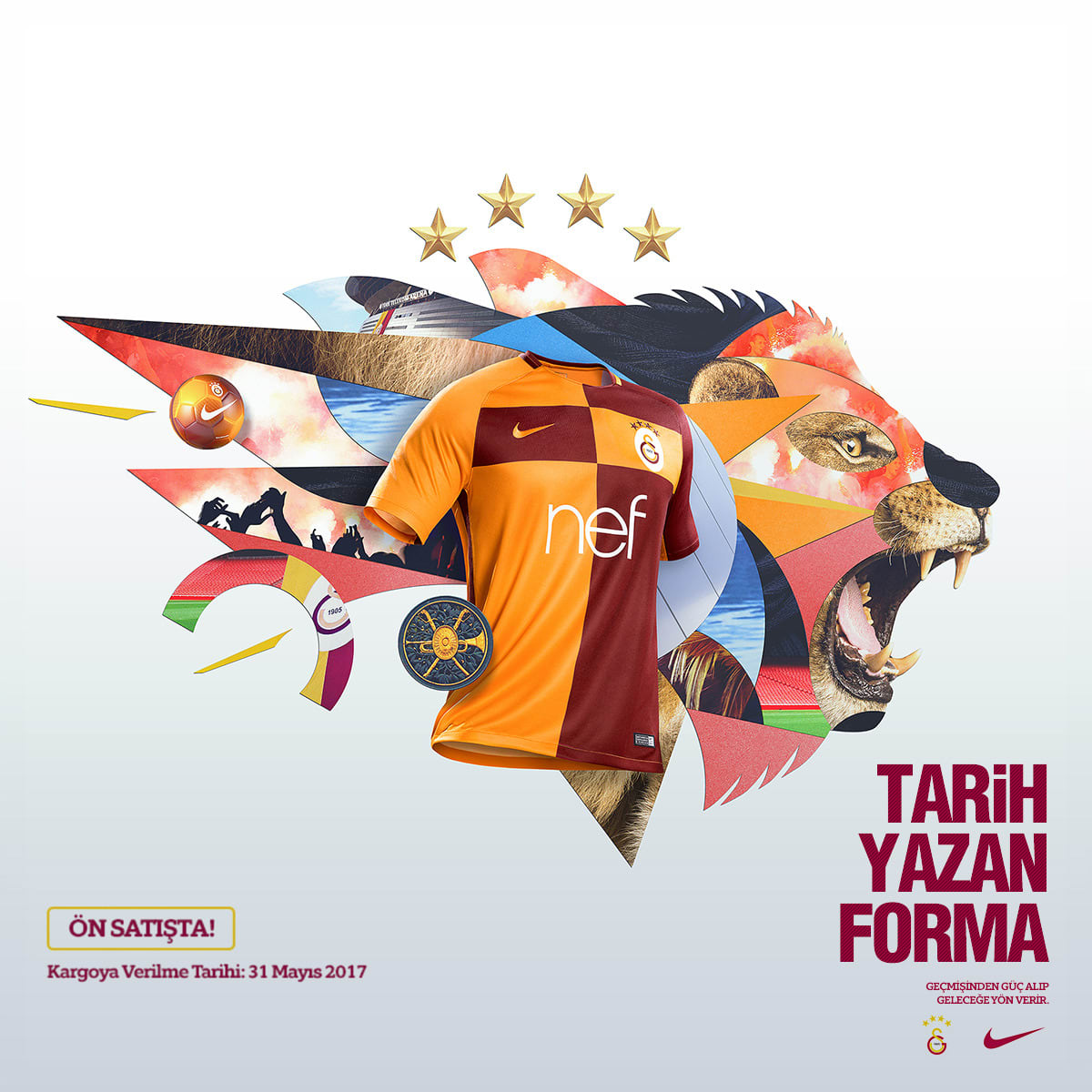 Nike Vapor Kit - Galatasaray Football Club