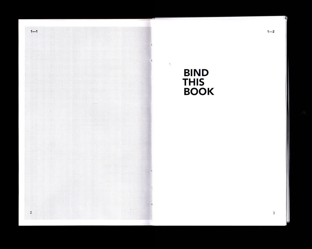 Bind This Book