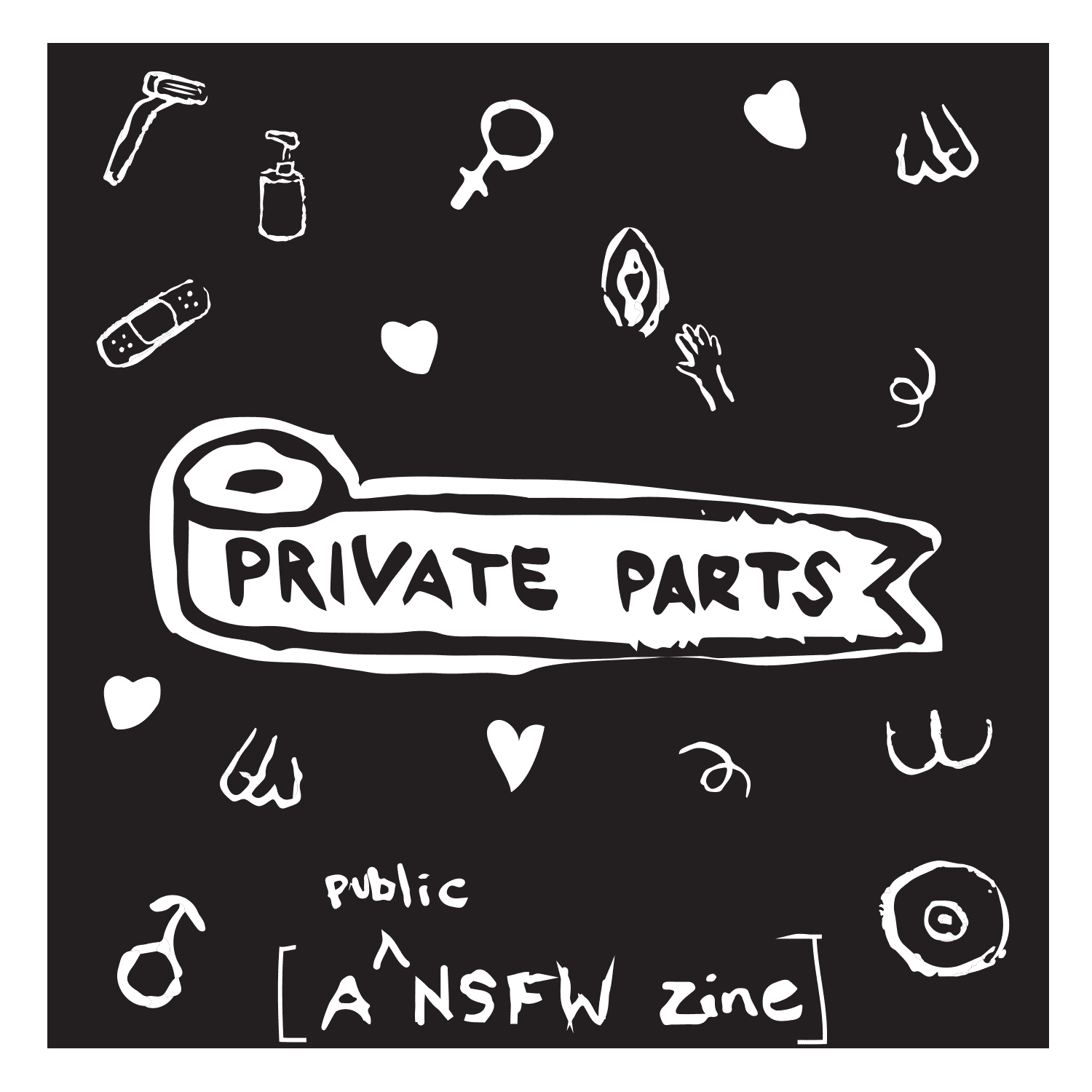 Private Parts Zine
